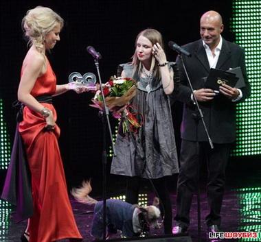 Валерия Гай Германика и Ксения Собчак