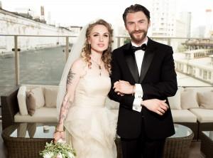 Валерия Гай Германика развелась с мужем будучи беременной