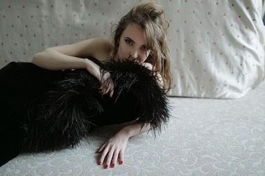 Сексуальные фото Анны Шепелевой.